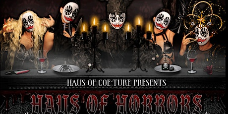 Haus of Horrors Halloween Drag Show - 10pm tickets