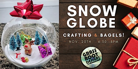 Snow Globe & Bagels! tickets