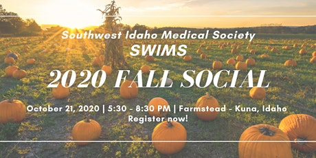 2020 SWIMS Fall Social at The Lowe Family Farmstead tickets