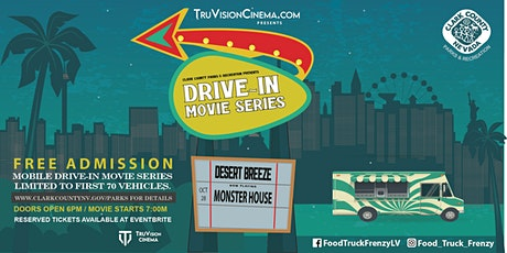 DRIVE IN MOVIE - MONSTER HOUSE tickets