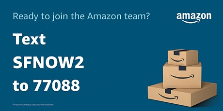 Amazon 11/17/2020 at 11am  Application Event in Partnership with LifeMoves tickets