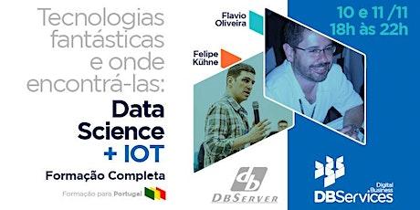 Tecnologias fantásticas e onde encontrá-las: IoT + Data Science tickets