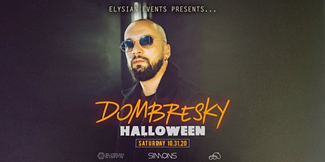 Dombresky Halloween @ Simon's Gainesville tickets