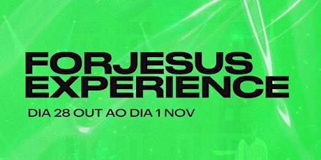 ForJesus Experience - TBC Parque Cruzeiro tickets