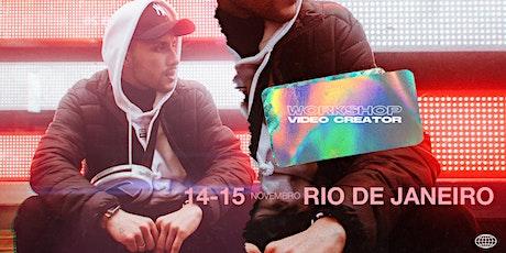 RIO DE JANEIRO x WORKSHOP DE VÍDEO | @monotoshi ingressos