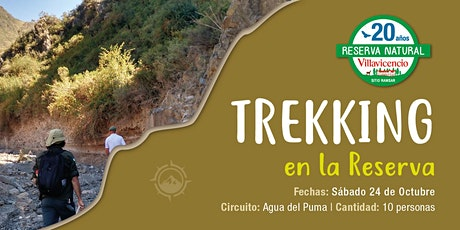Trekking en Reserva Natural Villavicencio tickets