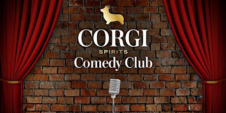 Corgi Comedy Club (Outdoor) SHOW 2 tickets