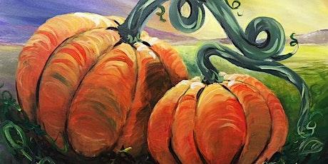 Pumpkin Pair, Thurs, Nov 19, 2020 6:30pm tickets