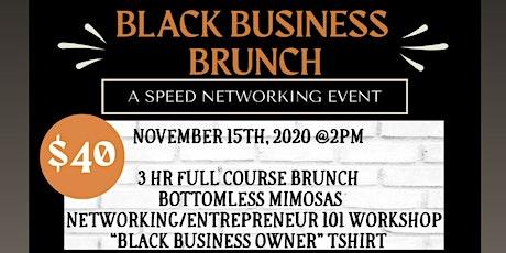 Black Business Brunch tickets