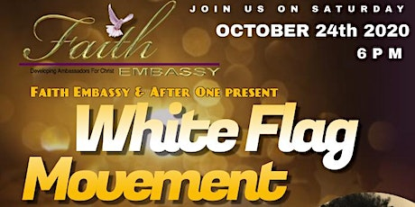 White Flag Movement Worship Experience tickets