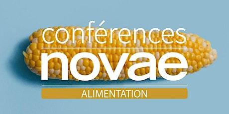 Alimentation  - Conférence Novae billets