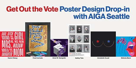 Get Out the Vote Poster Design Drop-in (Session 1) tickets