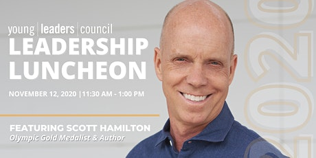 YLC 2020 Leadership Luncheon: Featuring Scott Hamilton, Olympian & Author tickets