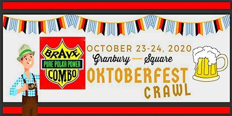 Granbury Oktoberfest & Crawl the Square tickets