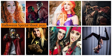 SPECIAL Cosplay Model Shootout (October) 2020 tickets