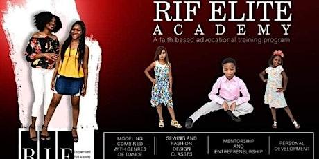 RIF Elite Academy Open House tickets