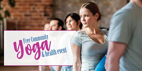 Socially Distanced Yoga with SignatureCare ER tickets