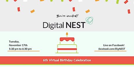 Digital NEST's 6th Birthday tickets