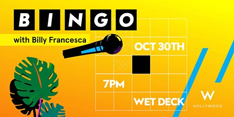 WITCHES BINGO with Billy Francesca tickets