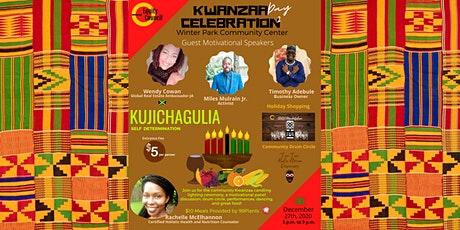 Central Florida's Kwanzaa Celebration Day 2 Kujichagulia Self-Determination tickets