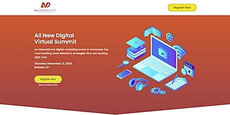 All New Digital Virtual Summit tickets
