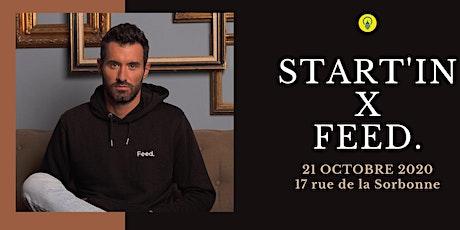 Start'in Sorbonne X Feed billets