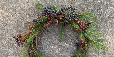 Wreathmaking  with Joanna Bottrell - November 18th tickets