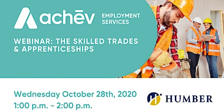 The Skilled Trades and Apprenticeships tickets