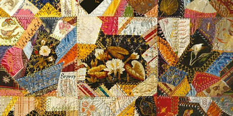 Hands on History: Crazy Quilt Squares tickets