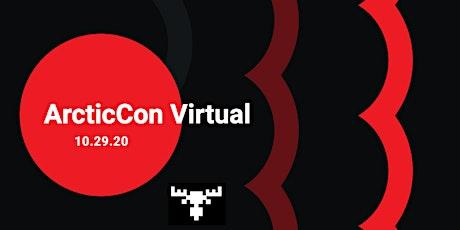 ArcticCon Virtual 2020 biglietti
