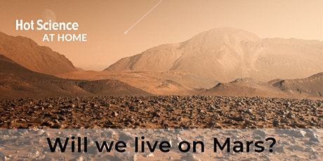 Will we live on Mars? tickets