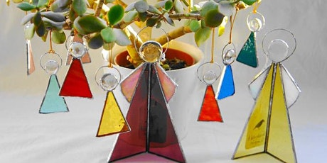 INTRODUCTION TO STAINED GLASS  - CHRISTMAS ANGELS tickets