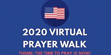 2020 Virtual Prayer Walk tickets