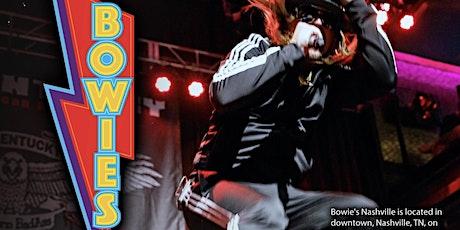 Halloween Rock Show w/Kid Kentucky @ Bowie's Nashville tickets