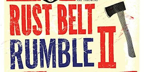 Rust Belt Rumble II tickets