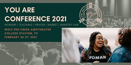 You Are Women's Conference 2021 tickets