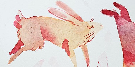 Watercolour Studies - Animals, with Kailey Lang tickets