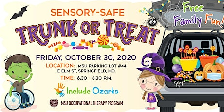 Sensory-Safe Trick-or-Treat 2020 tickets