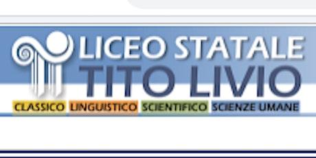 Visita la nostra scuola - Plesso Vittorio Veneto biglietti