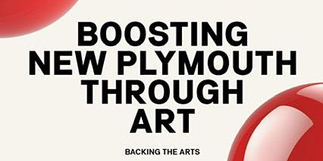 BACKING THE ARTS: Boosting New Plymouth through Art tickets