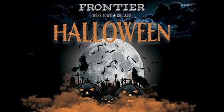 Halloween at Frontier tickets