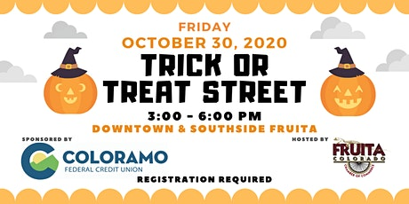 Fruita Trick-or-Treat Street tickets