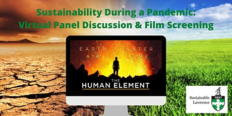 Sustainability During a Pandemic: Virtual Panel Discussion & Film Screening tickets