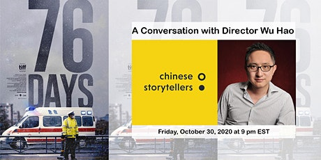 """76 Days"": A Conversation with Director Wu Hao tickets"