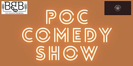 P.O.C. Comedy Night w/ Ron Josol tickets