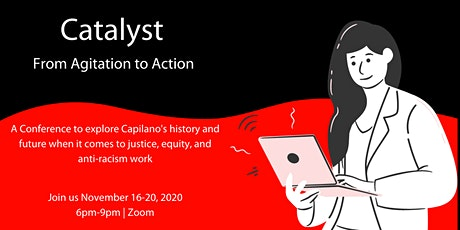 Catalyst: From Agitation to Action tickets