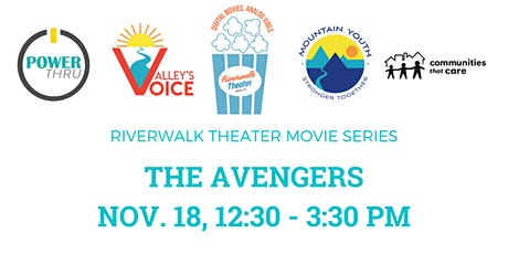 FREE: The Avengers @ Riverwalk Theater tickets