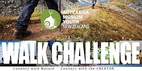AMY.NZ - Family Walk Challenge. tickets