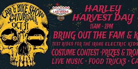 Harley Harvest Days Car and Bike Show tickets