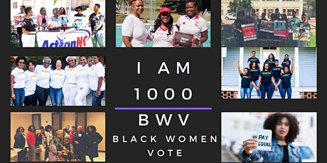 I Am 1000 BWV Early Voting and Car Parade tickets